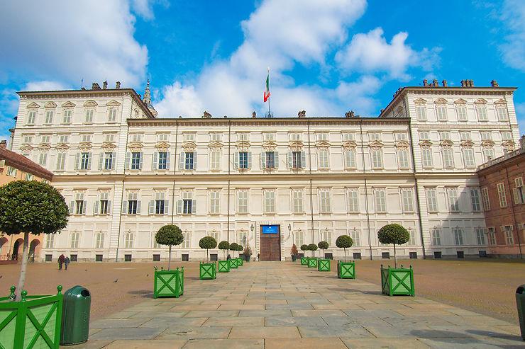 La première capitale de l'Italie