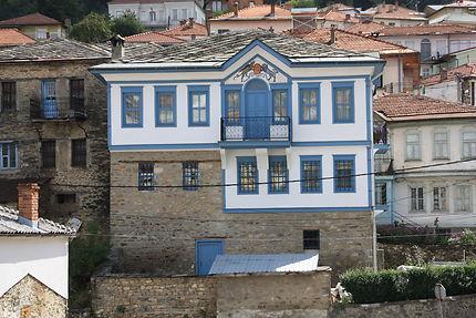 Maison ancienne, 19ème siècle, Macédoine