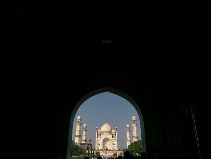 Le petit Taj Mahal, Bibi Ka Maqbara en Inde
