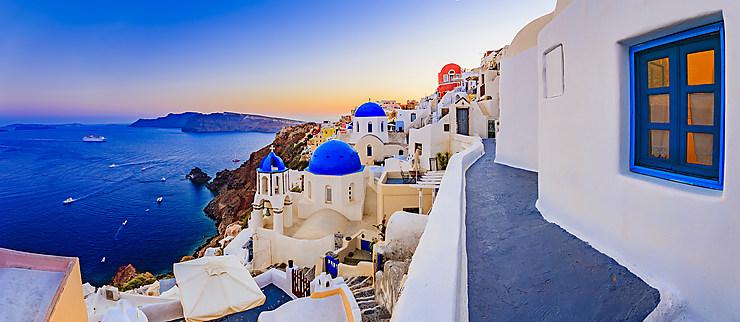 Grèce, destination n°3 en Europe en 2017