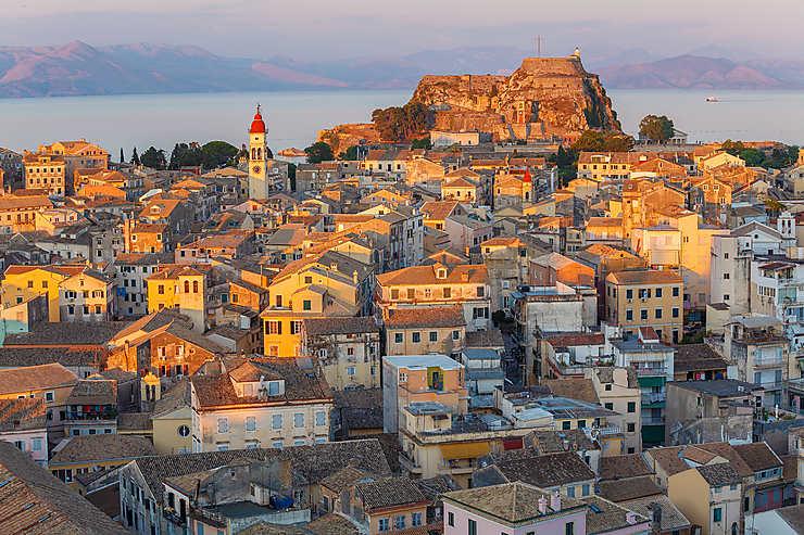 Corfou (Grèce)
