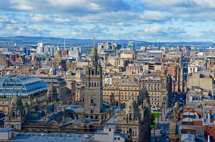 Écosse : Glasgow, un bain d'énergie