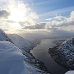 Fjord de Lyngen