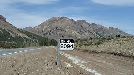 La mythique ruta 40