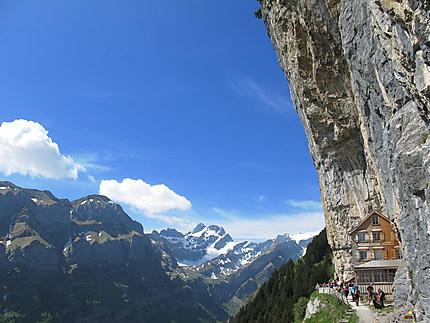 Berggasthaus Aescher, Ebenalp
