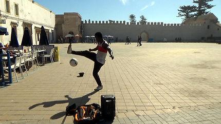 Essaouira jongleur