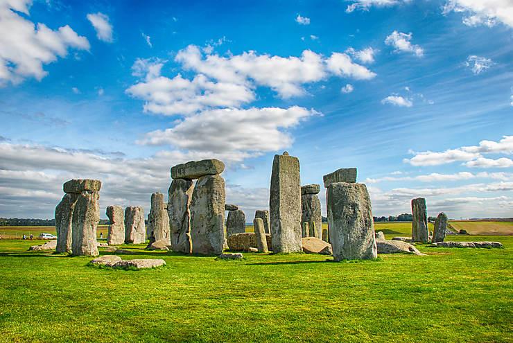 Stonehenge (Angleterre)