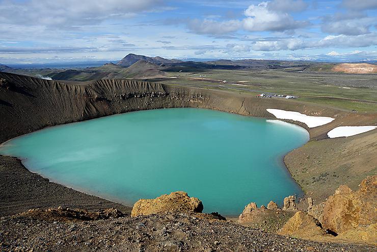 Autour du lac Mývatn
