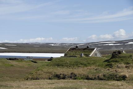Bivouac dans les Highlands