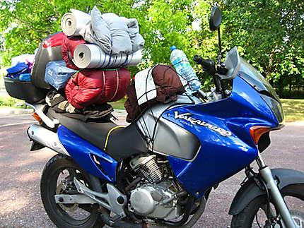 Moto-campeurs