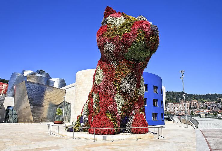Bilbao, destination arty