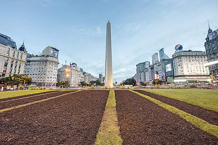 Argentine : dans les rues de Buenos Aires