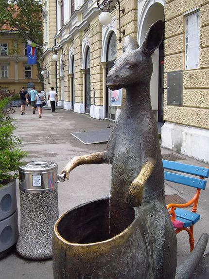 Fontaine originale