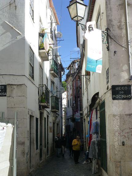 Beco do Pocinho, Lisbonne
