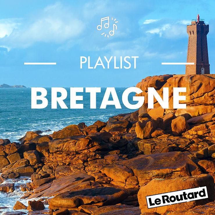 Playlist Routard Bretagne
