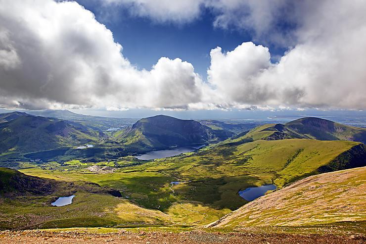 Parc naturel Snowdonia (Pays de Galles)