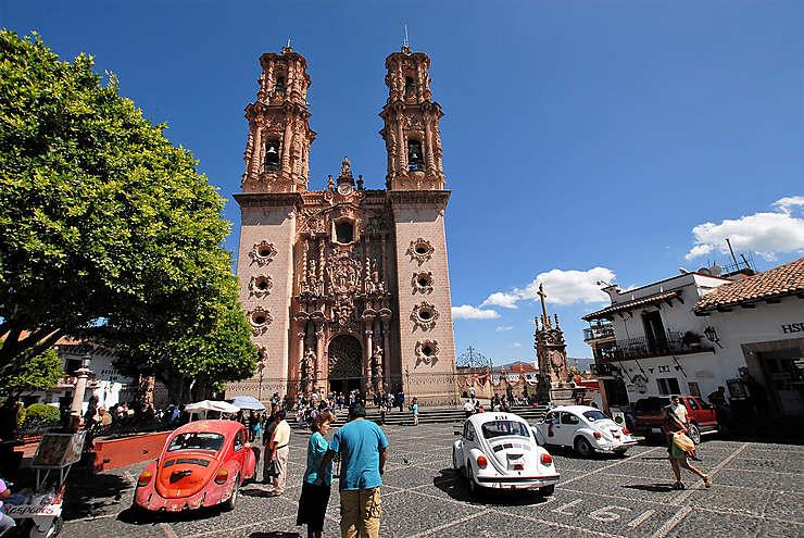 Taxco, quand l'argent fait le bonheur…