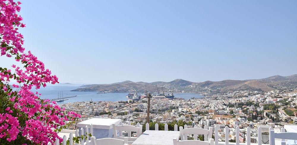 Trois semaines dans les Cyclades
