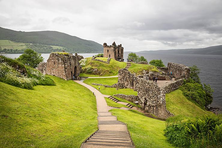 n°5 : Les Highlands et le Loch Ness (Ecosse)