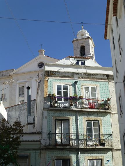 Patinées, Lisbonne