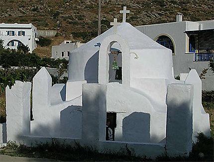 Jolie petite chapelle tout près du port