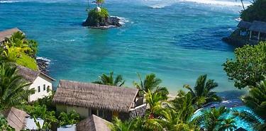 Voyage de noces sur mesure aux îles Samoa