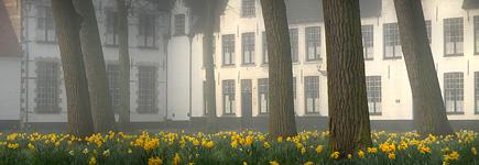 Bruges, la romantique