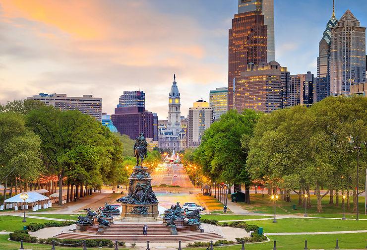 Philadelphie, le berceau des États-Unis