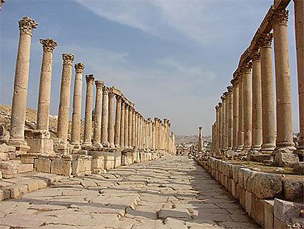 Cardo Maximus (grande avenue)