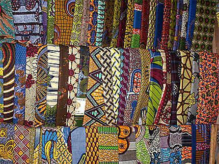 Pagnes : Kpalimé : Région des Plateaux : Togo : Routard.com
