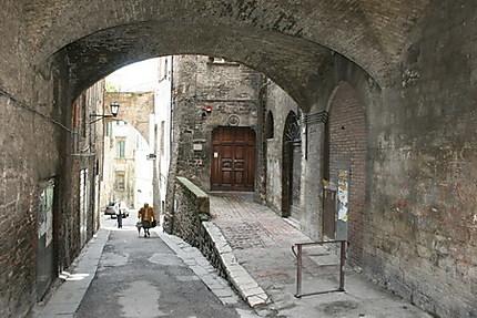 Rue de Pérouse