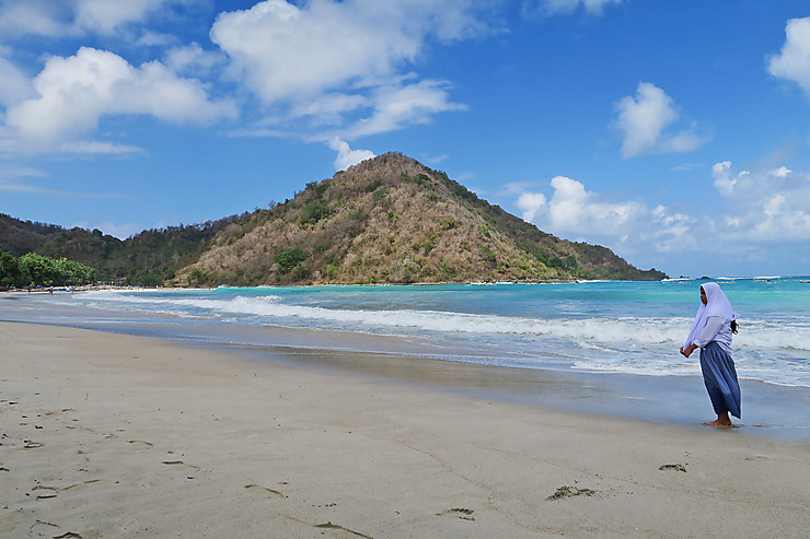 Mawun, Mawi, Selong Belanak : des plages de rêve