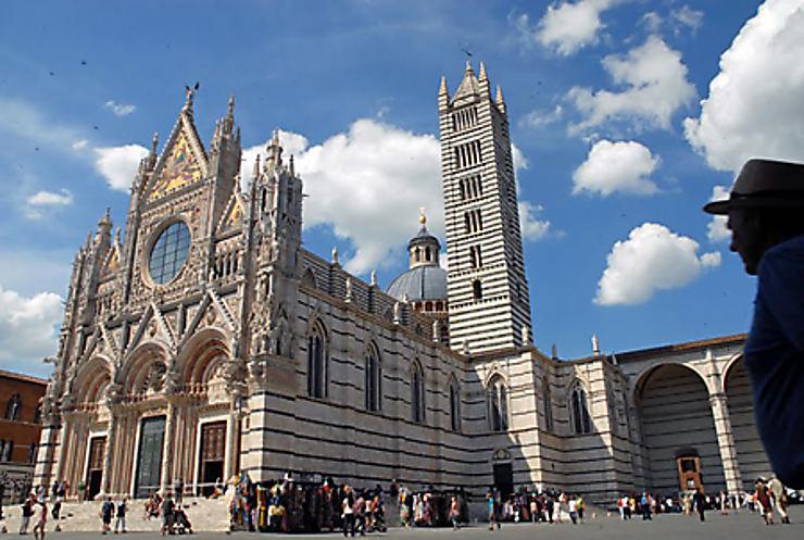 Sienne ou l'anti-Florence