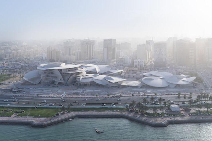 Qatar - Un Musée national du Qatar va ouvrir à Doha