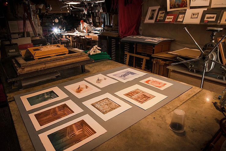 L'imprimerie, une tradition vénitienne toujours vivante