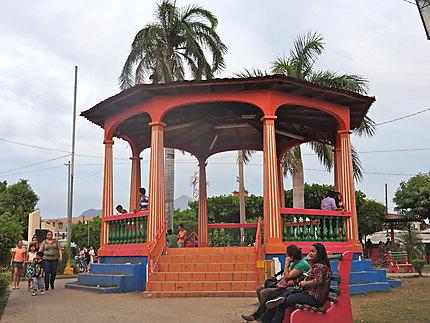 Chinandega - Parc central