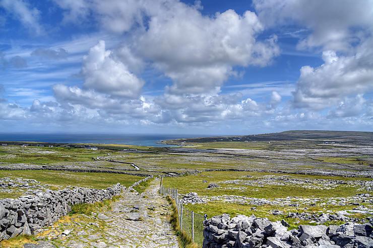 Îles d'Aran (Irlande)