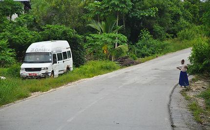 Route de Zanzibar