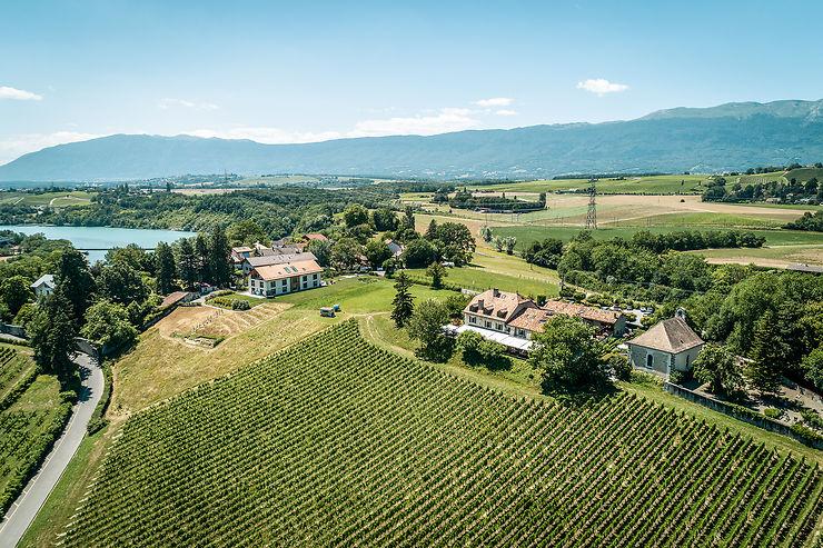 Genève, région viticole