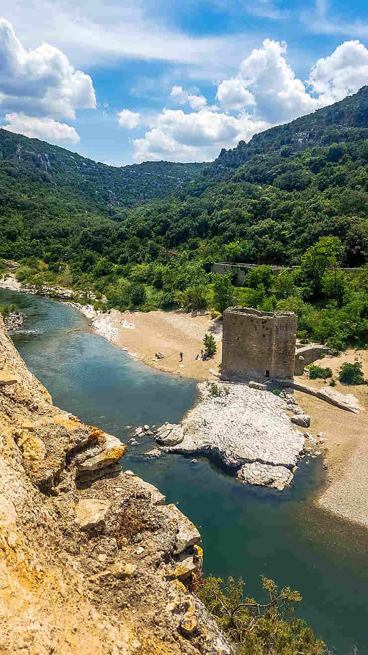 Moulin de la barque renversée, Languedoc-Roussillon