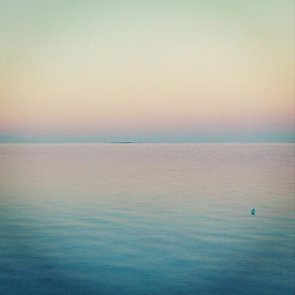Levé de soleil à Bora-Bora