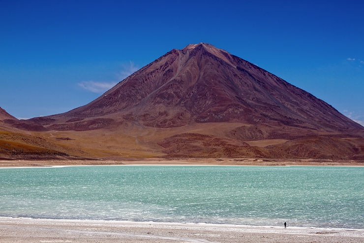 Paysage du Sud Lipez, Bolivie