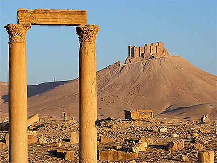 Château arabe Palmyre