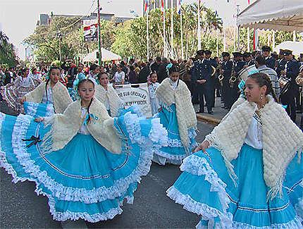 Bicentenaire indépendance Paraguay