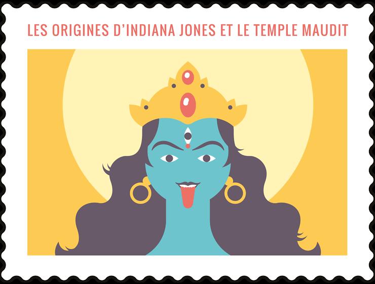 Les origines d'Indiana Jones et le Temple maudit