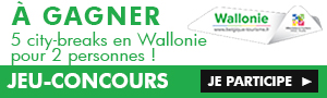 Concours Wallonie