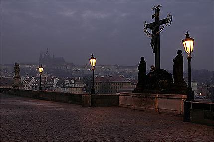 Nuit sur le pont
