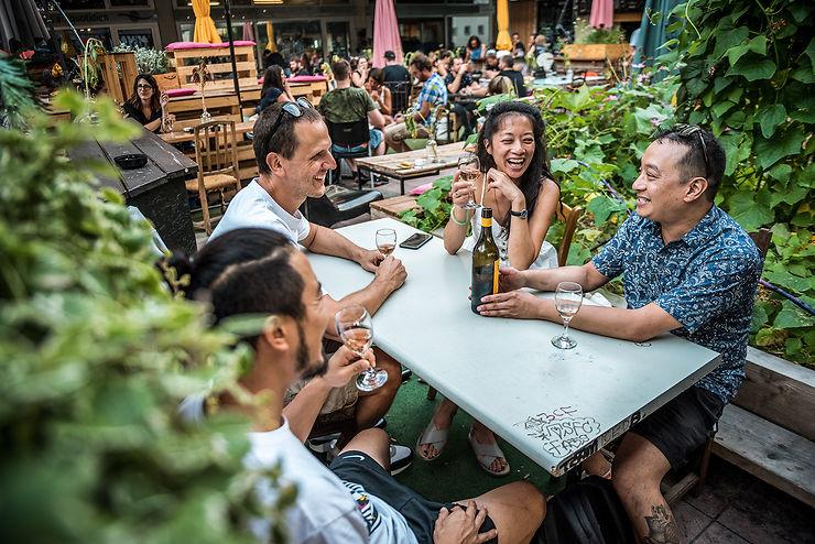 « Lausanne à table », le plus grand festival gastronomique de Suisse