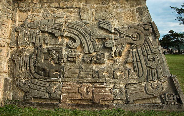 Xochicalco, une ville entre ciel et terre