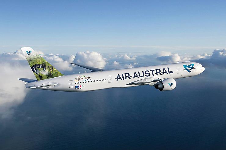Promo - Air Austral : l'océan Indien à partir de 618 € A/R